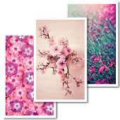 Vintage Flowers Live Wallpaper