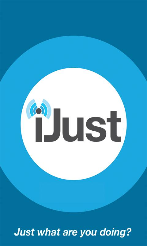iJust - screenshot