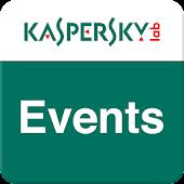 Kaspersky Lab Events App