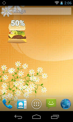 Cheeseburger Battery - screenshot