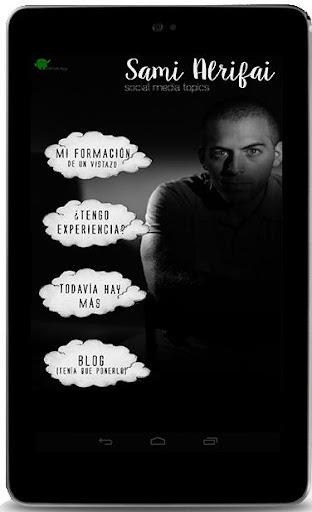 Sami Alrifai CV App
