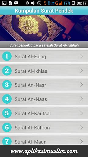 Tuntunan Sholat Lengkap 2.0 screenshots 15