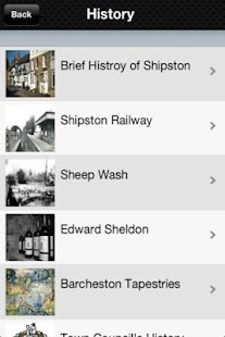 The Shipston App - screenshot thumbnail
