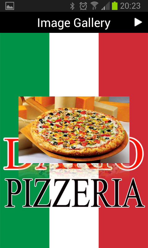 Dario Pizzeria Android Apps On Google Play