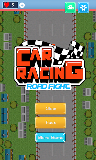 Traffic Racing: Road Fighter