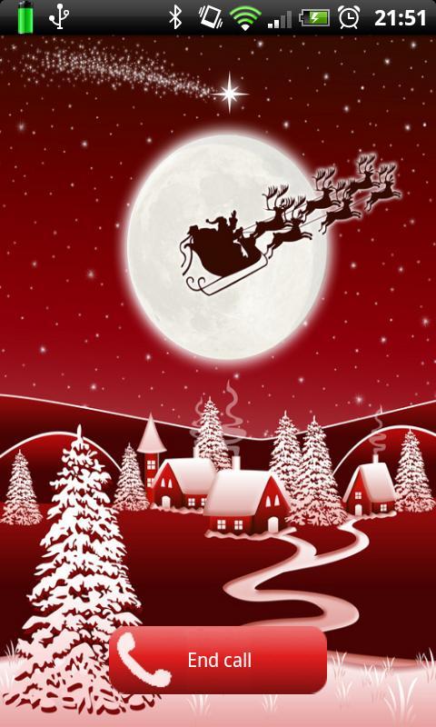Call Santa Claus - screenshot
