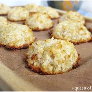 Alyssa's Quinoa Coconut Macaroons