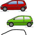 Green Driving logo
