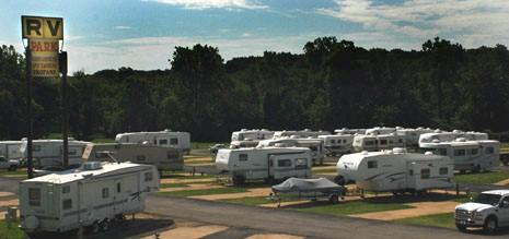 Tulsa Warrior RV Park