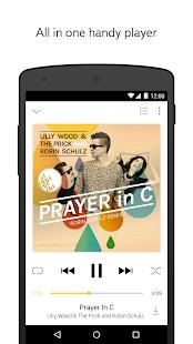 Yandex.Music - screenshot thumbnail