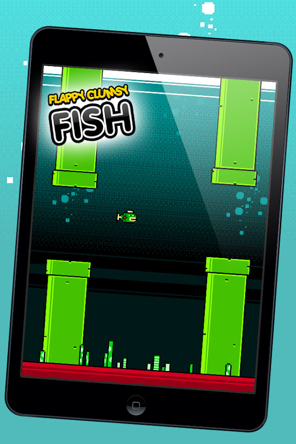 Splashy Fish Pants - screenshot