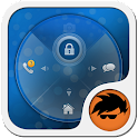 Blue Locker icon