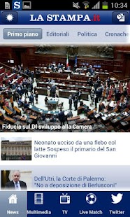 LaStampa.it - screenshot thumbnail