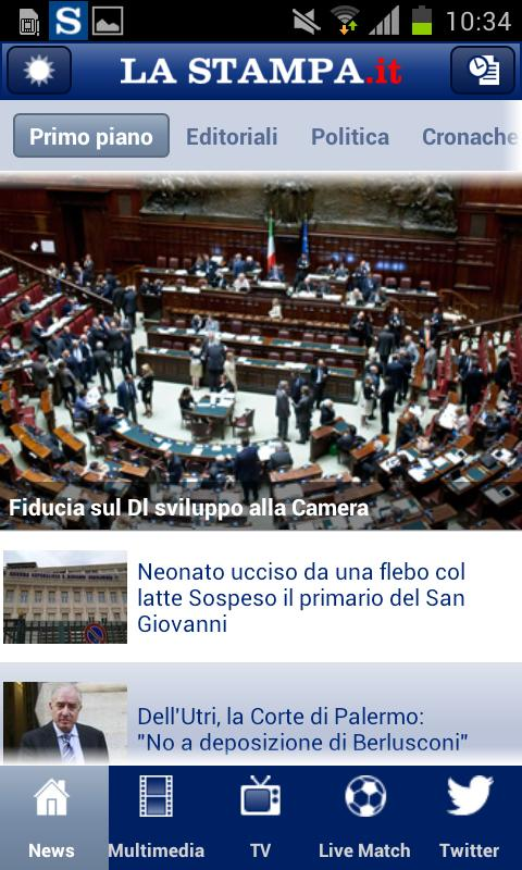 LaStampa.it - screenshot