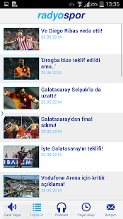 Radyo Spor- screenshot thumbnail