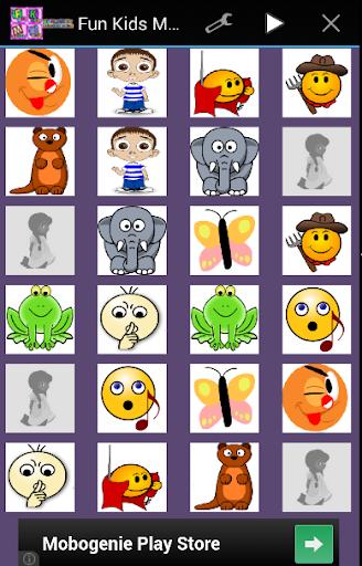 Fun Memory Game for Kids