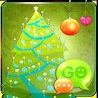 GO SMS Christmas Tree Theme icon