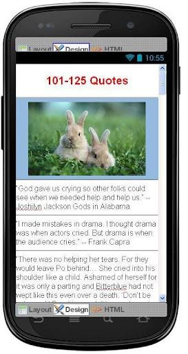 【免費社交App】Best Crying Quotes-APP點子