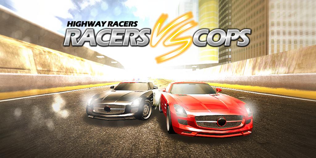 """Résultat de recherche d'images pour """"Racers Vs Cops : Multiplayer"""""""