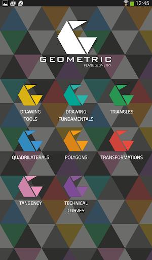 Geometric - Plane Geometry 1.0.2 screenshots 8