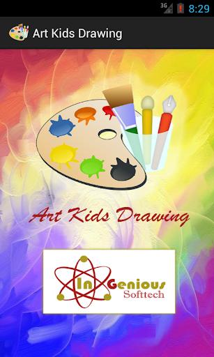 Art Kids Drawing