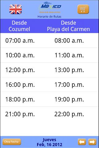 Cozumel Ferry - screenshot