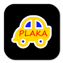 Vehicle reg. Plates of Turkey. icon