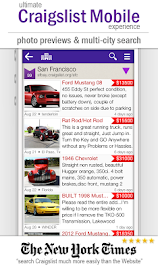 cPro Craigslist Mobile Client Screenshot 6