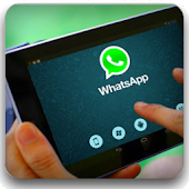 WhatsApp for Tablet Free