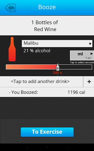 【免費健康App】Booze & Burn-APP點子
