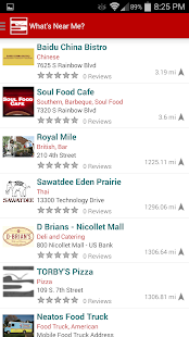 Waitless Mobile Food Ordering- screenshot thumbnail