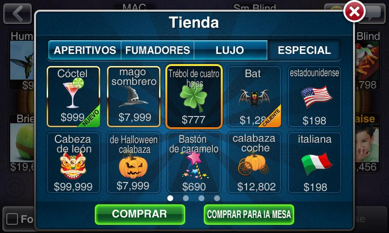 Texas Holdem Póquer Deluxe- screenshot