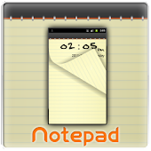 Go Locker Notepad