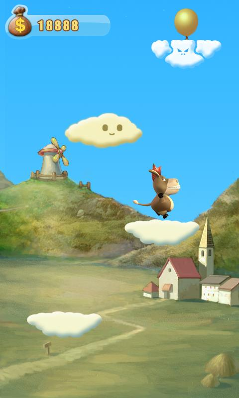 Donkey Jump - screenshot