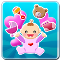 Baby Bubbles HD FREE icon