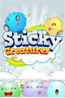 Screenshot of Sticky Creatures
