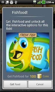 Fresh Fish Live Wallpaper - screenshot thumbnail