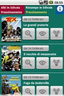 Albi in Edicola - screenshot thumbnail