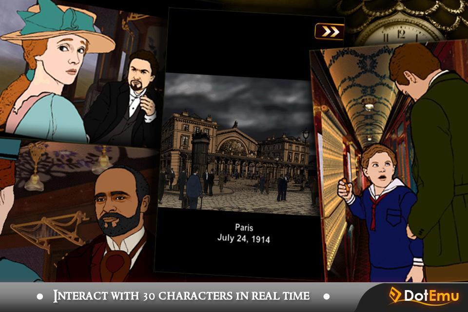 The Last Express screenshot #3