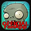 Plants VS Zombies Free Fan App icon