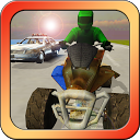 Rampage Racing - Bandit vs Cop mobile app icon