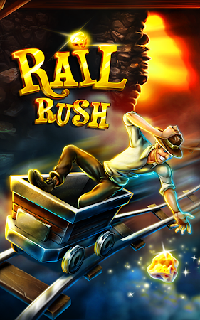 Rail Rush 1.9.6 screenshot 48168