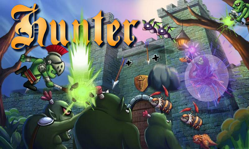 The Hunter Heroes - screenshot