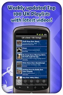UK's Best 100 Songs - screenshot thumbnail