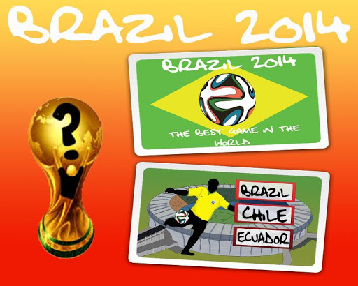 BRAZIL 2014 - FIFA WORLD CUP