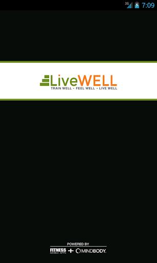LiveWELL Training Club