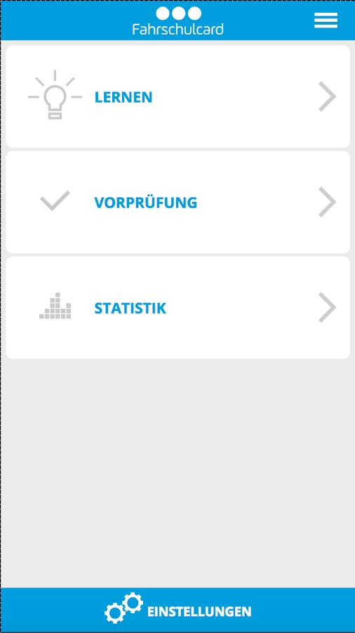 Fahrschulcard- screenshot
