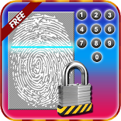 Fingerprint/Keypad Screen Lock