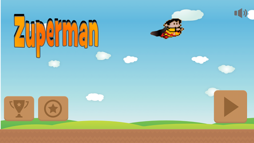 Flying Zuperman