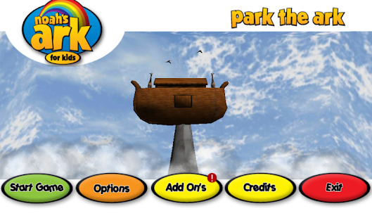 Park the Ark Sight Words Quest